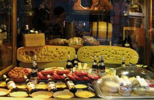 Käse hat oftmals einen hohen Wert an Calcium
